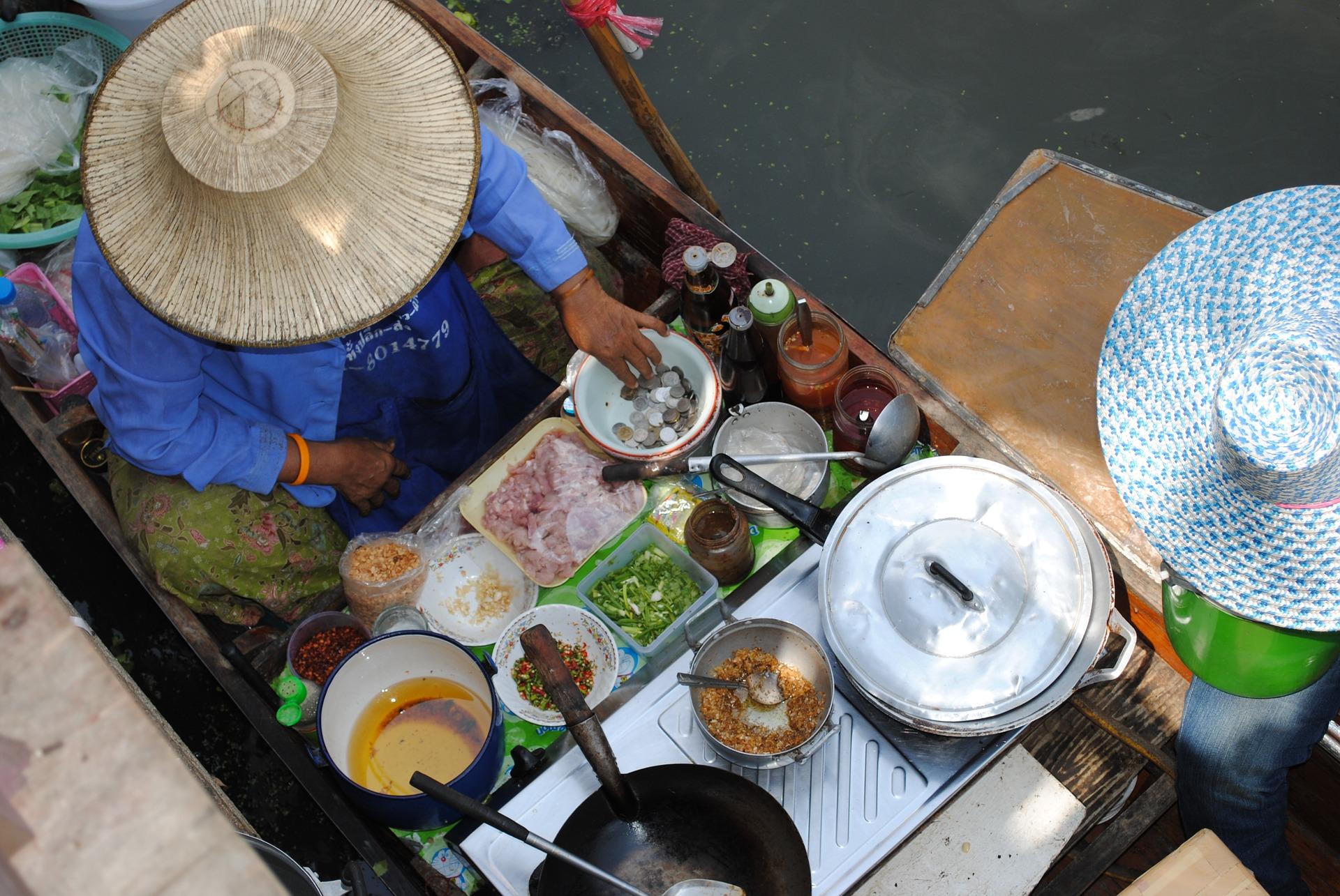 Kulinarische Reisen: Weit weg oder daheim?