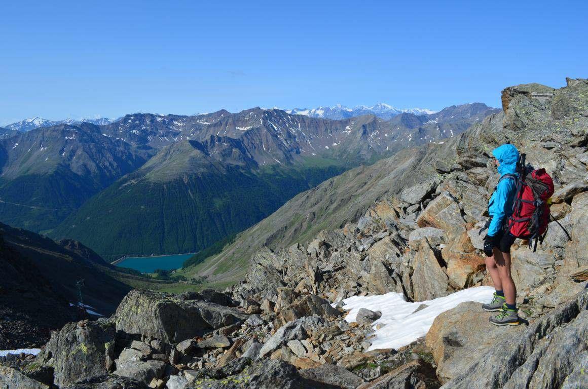 Ötztal Panorama: Blick von der Similiaunhütte