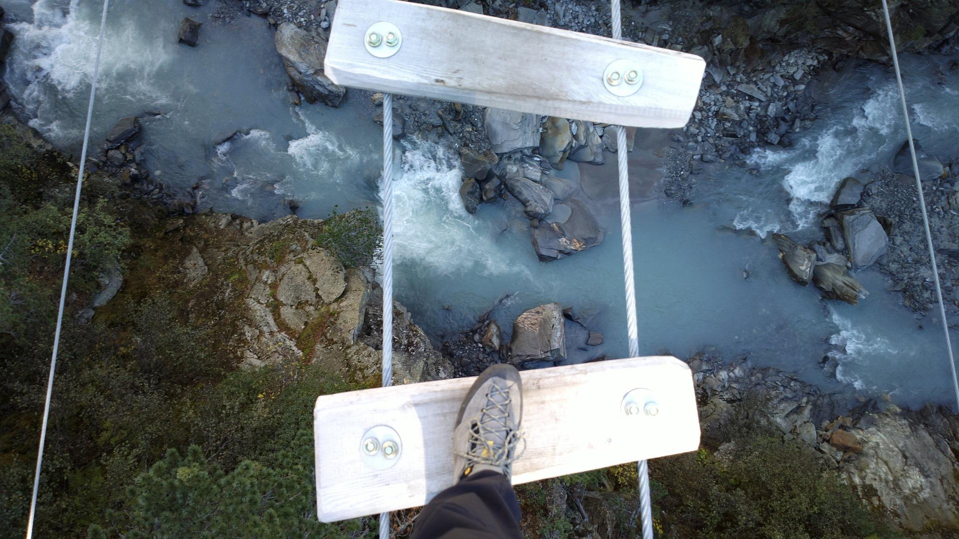 Hängebrücken im Ötztal: Bist du ausreichend Schwindelfrei?