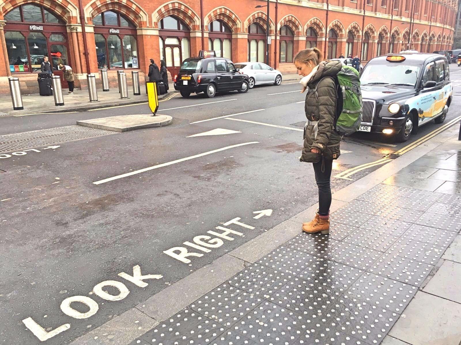 Reisen nur mit Handgepäck: Spontan nach London für nur 1 Tag.