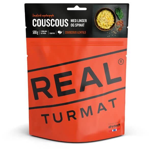 Outdoor-Nahrung im Test: Real Turmat