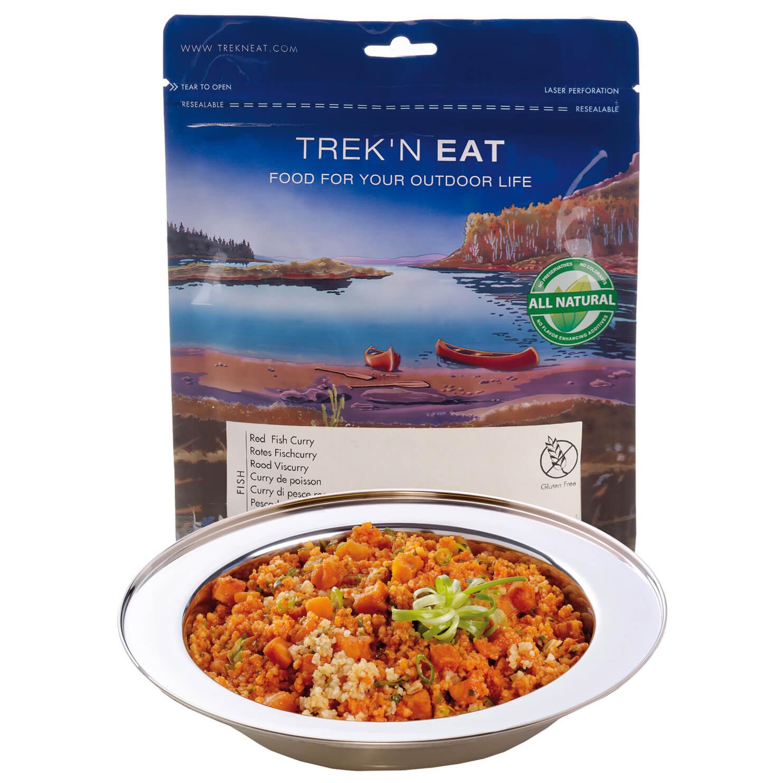 Outdoor-Nahrung im Test: Trek'n Eat