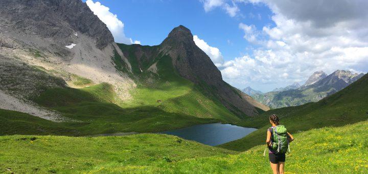 Biberkof Hüttenwanderung: Der südlichste Gipfel Deutschlands