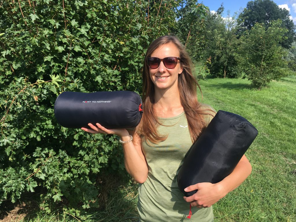 Daunenschlafsack im Test: So findest du den richtigen Schlafsack für deine nächste Bergtour!