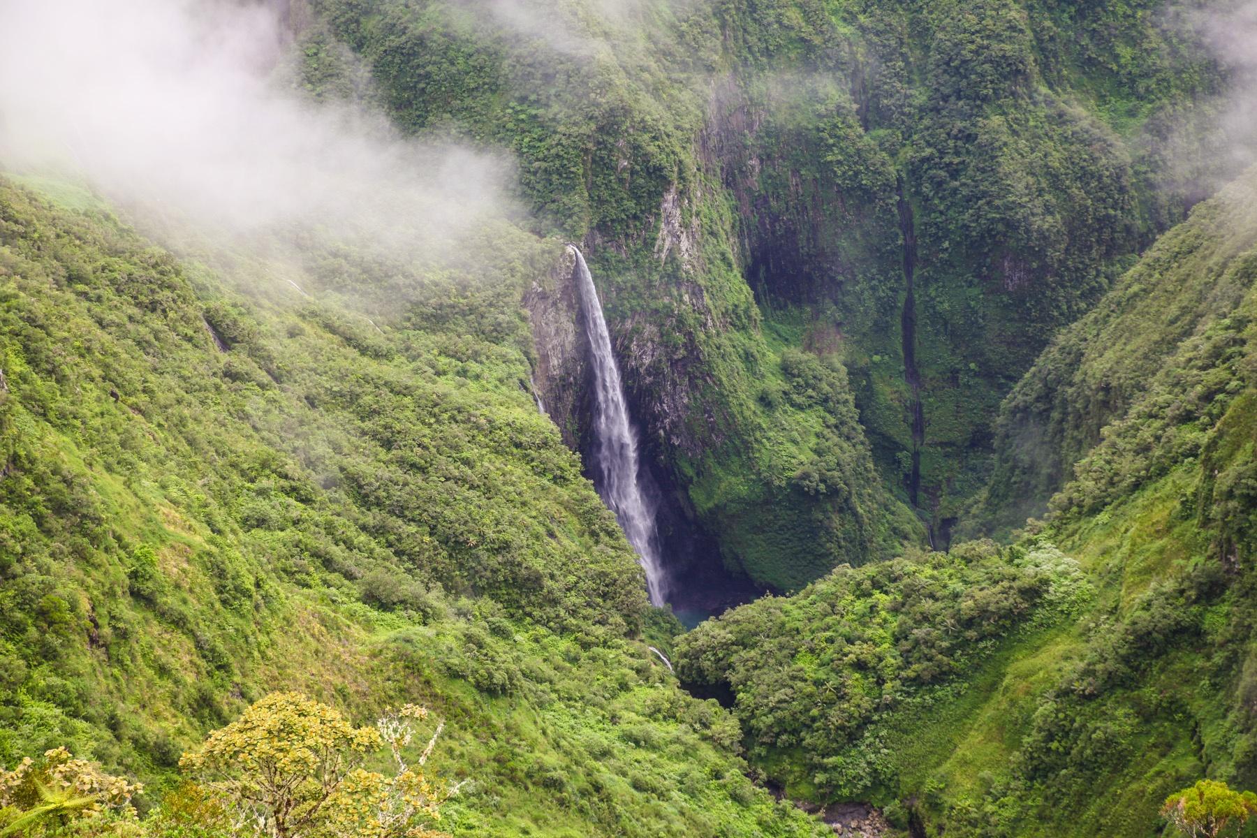 La Réunion Highlights: Wanderung zum Höllenloch Trou de Fer