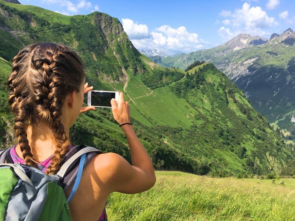 Biberkopf Hüttenwanderung: Schöne Aussichten inklusive!