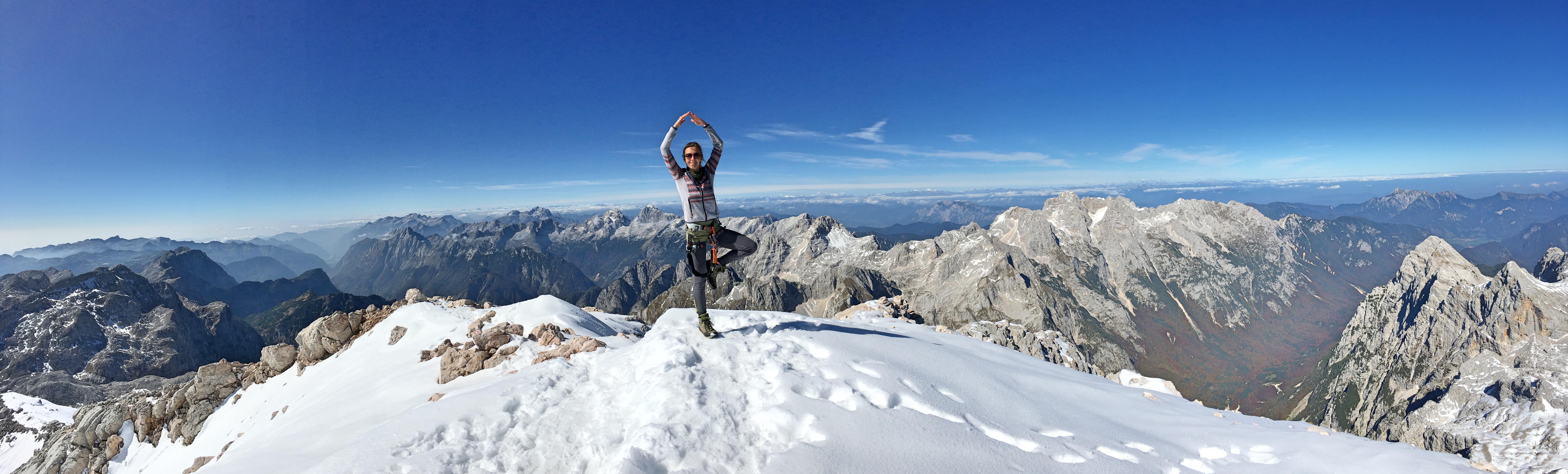 Triglav Besteigung: Gipfelglück auf dem Dach Sloweniens