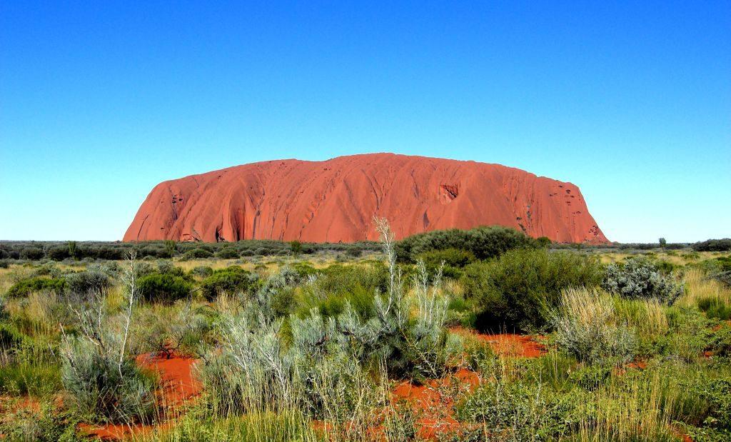 Reisetipps Australien: Jeder kennt ihn - Ayers Rock!
