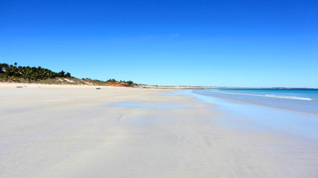 Reisetipps Australien: Cable Beach in Broome