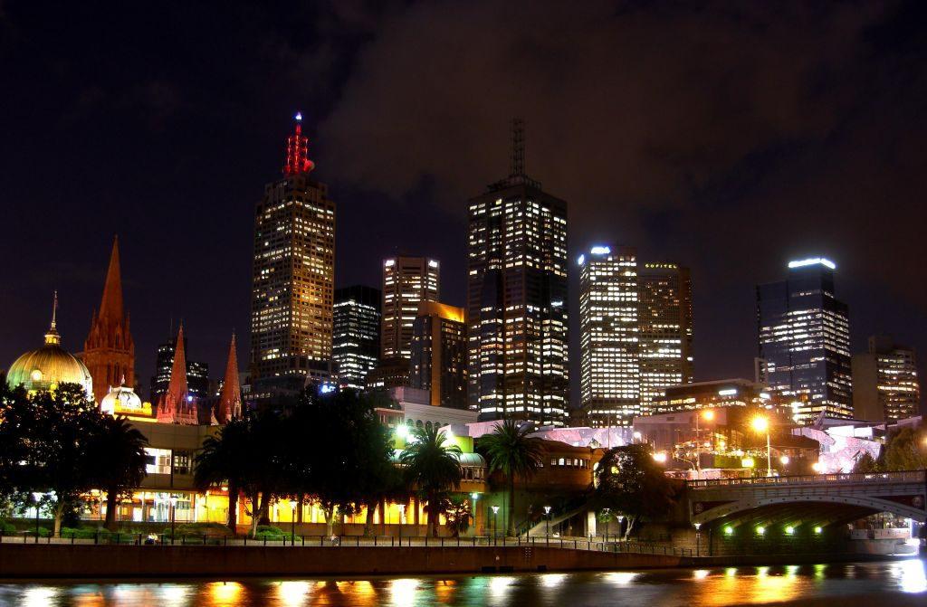 Reisetipps Australien: Die Skyline von Melbourne