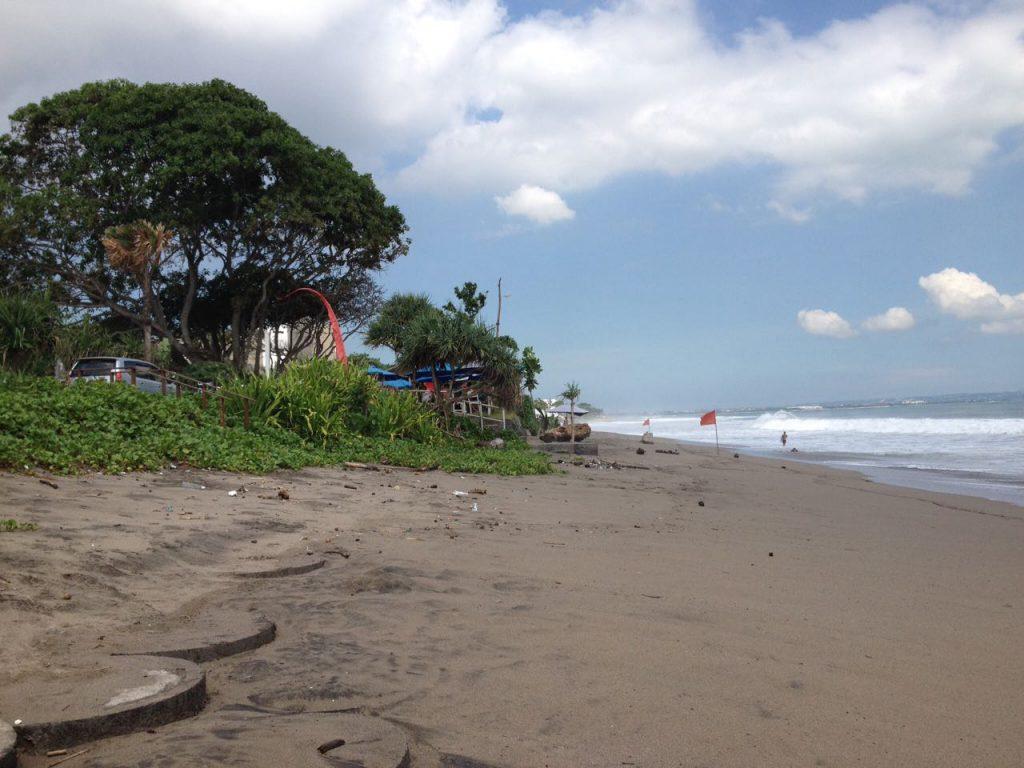 Gefährdetes Paradies Bali: Strände werden betoniert und oft vermüllt