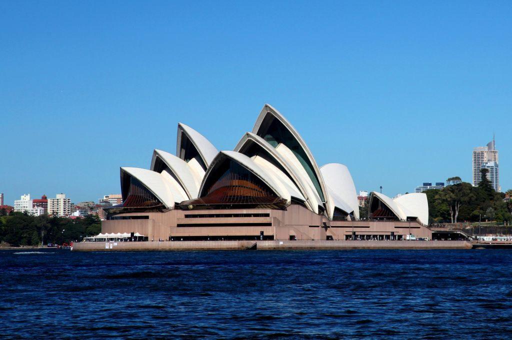 Reisetipps Australien: Das Sydney Opera House gehört ins Pflichtprogramm!