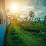 Weniger Langeweile auf Zugfahrten