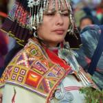 Inkaprinzessin - Gesichter von Peru