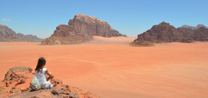 Reisetipps für deinen Roadtrip durch Jordanien