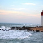 Umhlanga Rocks in Südafrika
