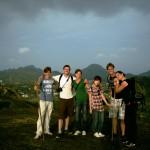 Gruppe am Mount Abu