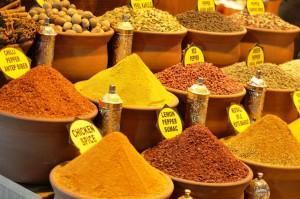 Gewürze für alle: Istanbuls schönste Märkte