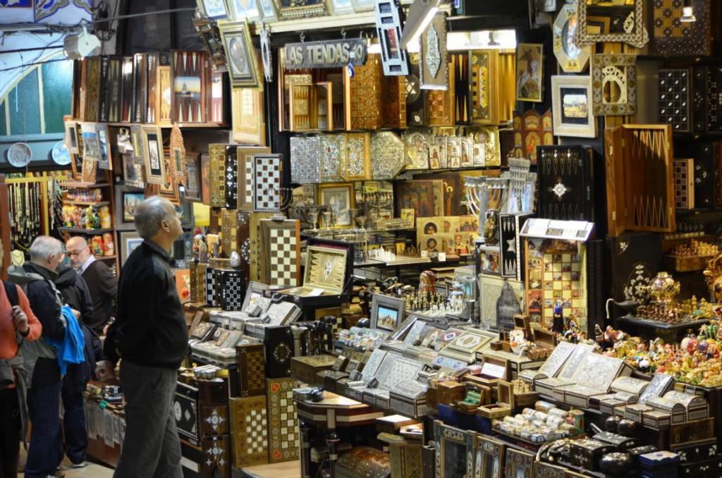 Feilschen ist Pflicht auf Istanbuls schönsten Märkten!