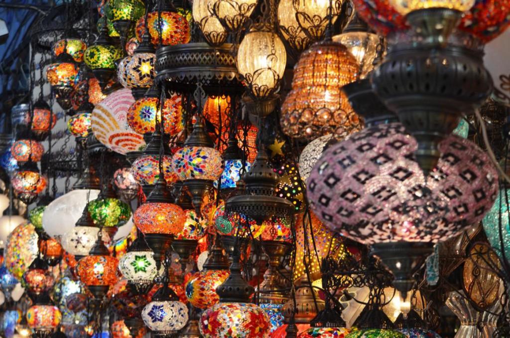 Orientalisches Flair - Die schönsten Märkte von Istanbul