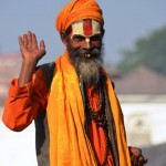 Saddhu in Pashupatinath