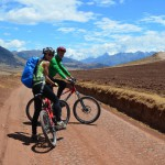 Mountainbiken in Peru