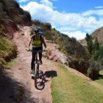 Mountainbiken in den Anden