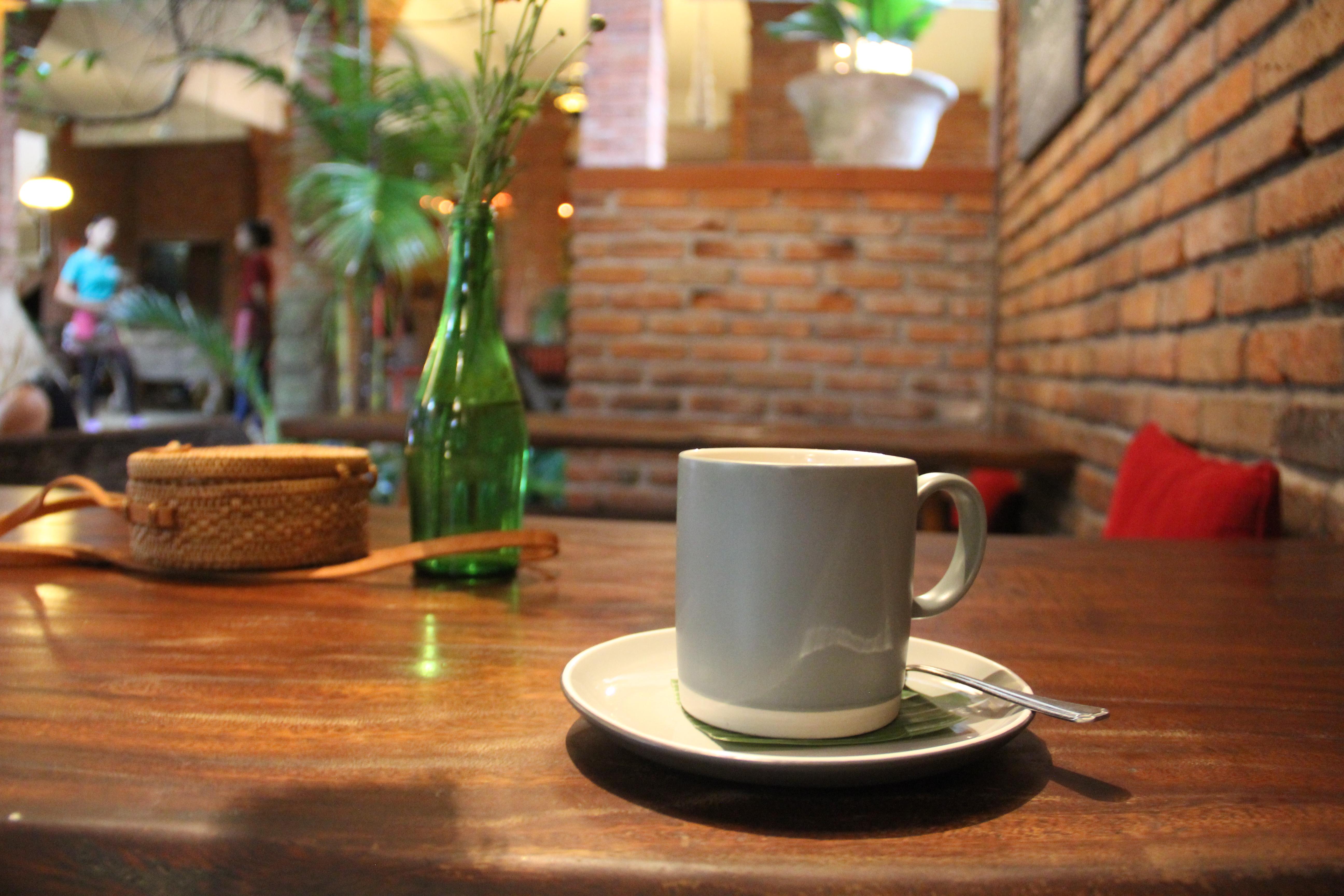 WLAN Cafés in Ubud: Soma