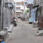 In den Straßen von Mandvi