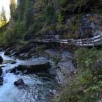 Breitachklamm Trail