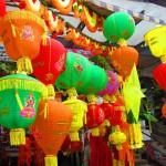 Diwali Lampions in Bangalore