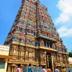 Tempelturm Madurai