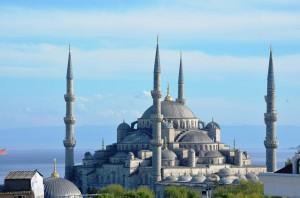 Sultanahmet Camii (Blaue Moschee)