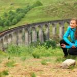 Glenfinnan Viadukt Schottland: Auf den Spuren von Harry Potter