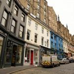 Victoria Street, Edinburgh, Schottland