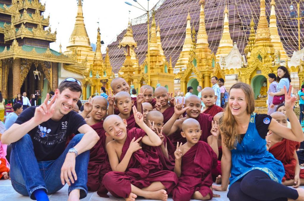 Myanmar, ein Land das berührt und verzaubert