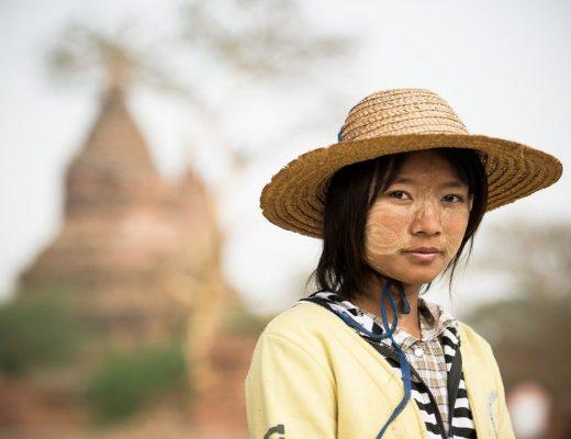 Gesichter von Myanmar in 24 Bildern