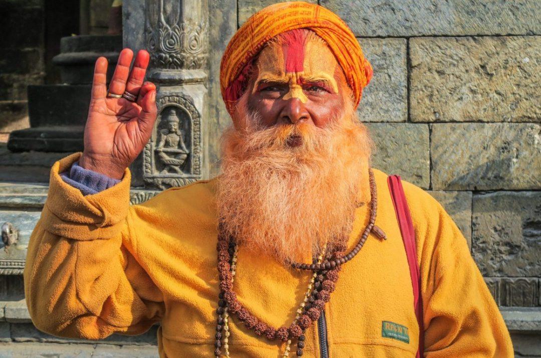 Gesichter von Nepal in 20 Bildern