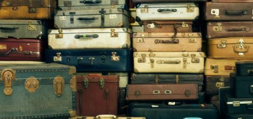 Ich packe meinen Rucksack und nehme mit...