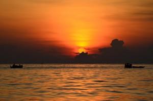 Fantastische Sonnenuntergänge: Auf Borneo werden Naturliebhaber zu Romantikern!