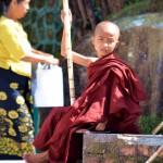 Kleiner Mönch am Goldenen Felsen