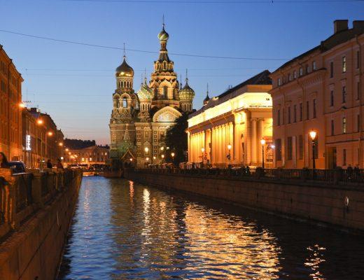 72 Stunden in St. Petersburg - Tipps für deinen Städtetrip
