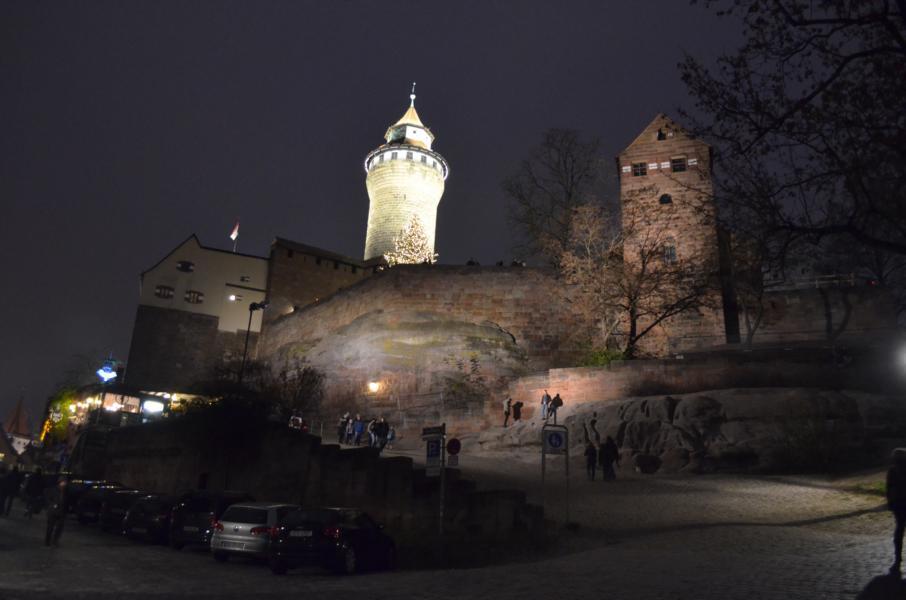 Die Nürnberger Kaiserburg: Das Wahrzeichen der Stadt.
