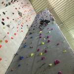 Fit durch den Winter: Indoor Klettern.
