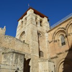 Grabeskirche in Jerusalem