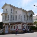 Häuser im viktorianischen Stil auf der Prinzeninsel Büyükada.