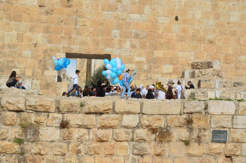 Bar Mitzwa in Jerusalem