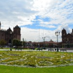 Plaza de Armas in Cusco.