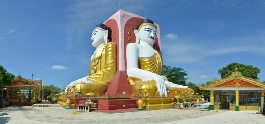 Bago: Buddhas, Pagoden und Paläste