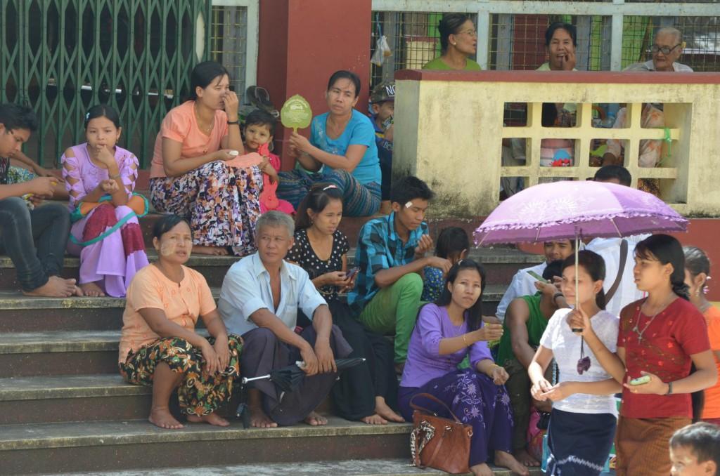 Myanmar Reisetipp Bago: Lohnenswerter Zwischenstop zum Goldenen Felsen.